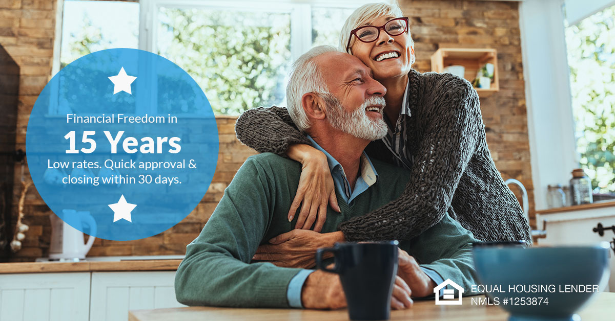 15 year fixed-rate mortgage