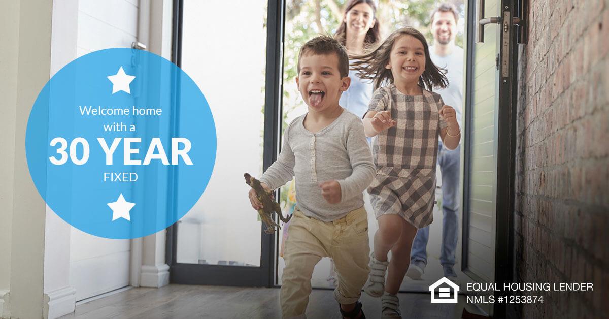 30-year fixed loan